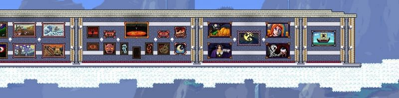 When opened they will give the player a random prize like a vanity set or a painting.