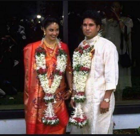 Sachin Tendulkar Wedding