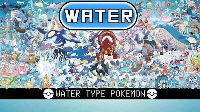 There is a wide variety of Water-type Pokemon Pokemon in the Hoenn region (Image via Tom Salazar)
