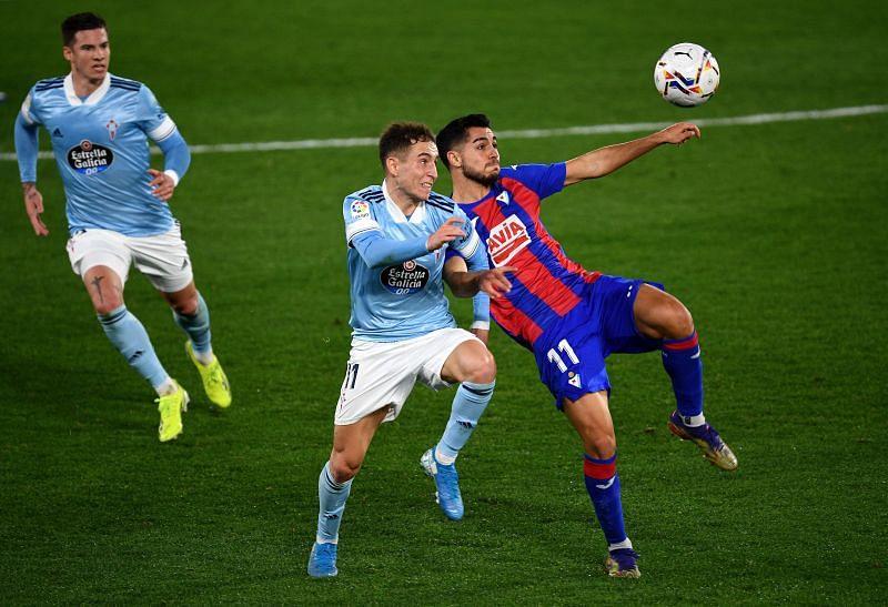 Celta Vigo need to win this game