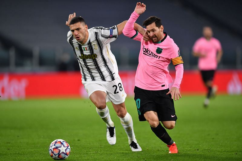 Juventus defender Merih Demiral is once again on the radar of top English clubs (Photo by Valerio Pennicino/Getty Images)