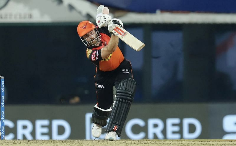 Kane Williamson kept SRH in the hunt with a fine fifty (Photo: BCCI)