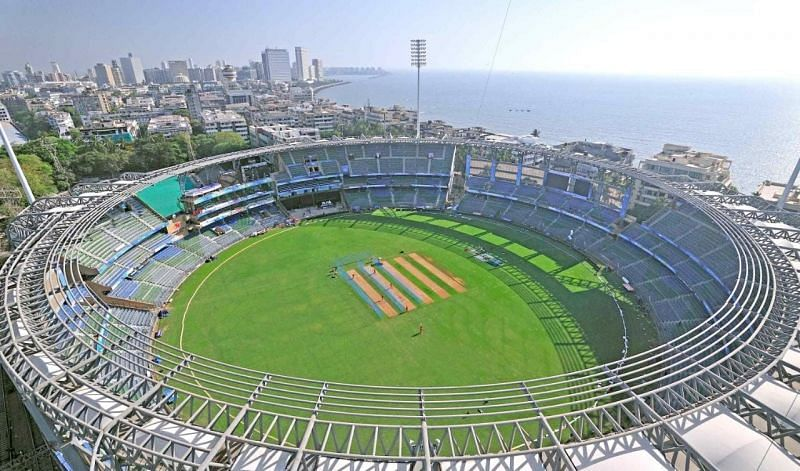 The Wankhede Stadium will stage the second IPL 2021 match between CSK and DC on April 10