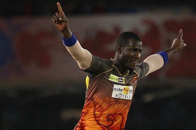 Daren Sammy Pic: IPLT20.COM