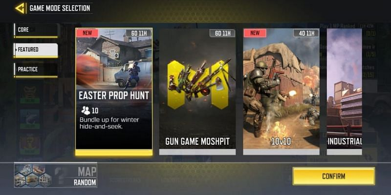 """Players need to explore the """"Easter Prop Hunt"""" map"""