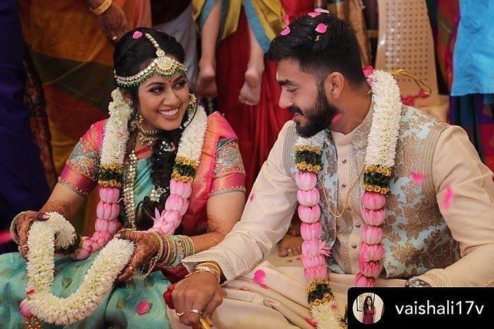 Vijay Shankar's Marriage Ceremony with Vaishali Visweswaran
