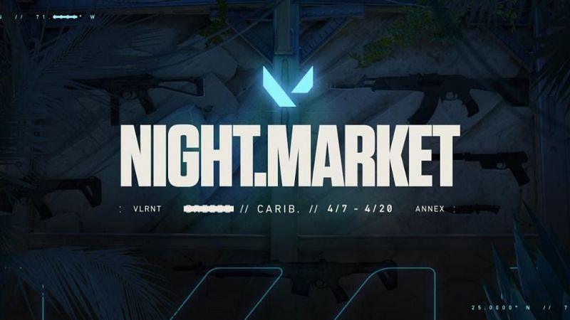 The Night Market might have revealed something big for Valorant fans (Image by Riot Games)