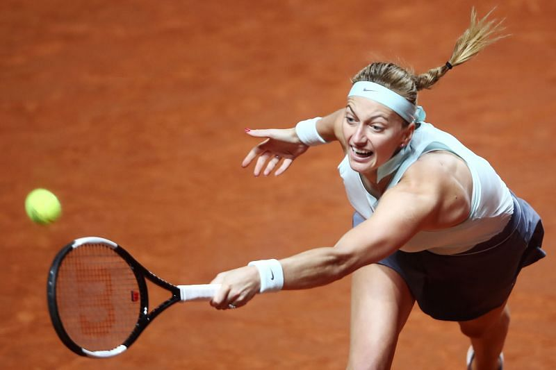 Petra Kvitova is the favorite for this match