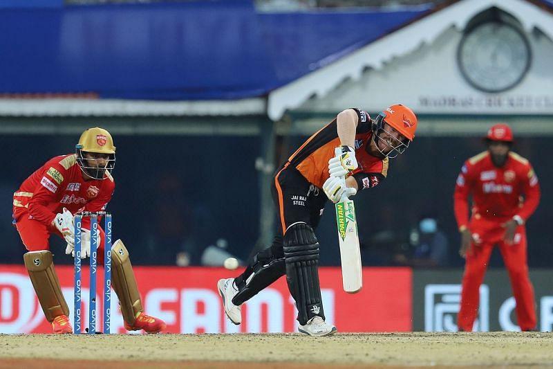 David Warner has done well so far at MA Chidambaram Stadium in IPL 2021 (Image Courtesy: IPLT20.com)