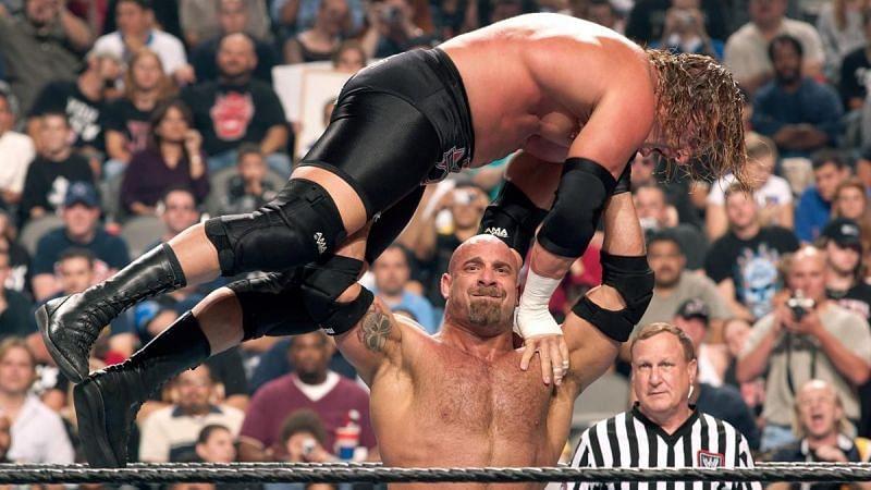 Goldberg vs. Triple H