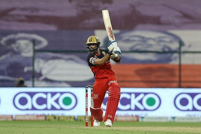 Virat Kohli will look to get a big score against the Rajasthan Royals