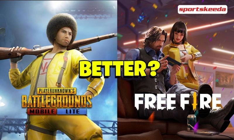 Free Fire and PUBG Mobile Lite are two of the most popular battle royale games on the mobile platform