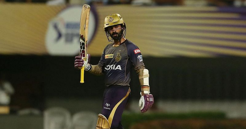 Dinesh Karthik can excel in the finisher