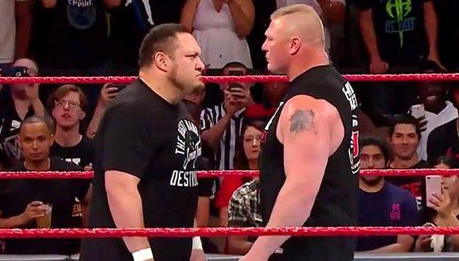 WWE ने समोआ जो के रिलीज के कारण मिस कर दिए