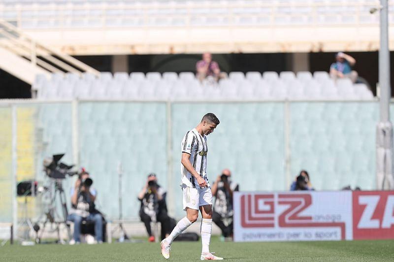 Juventus drew 1-1 with Fiorentina