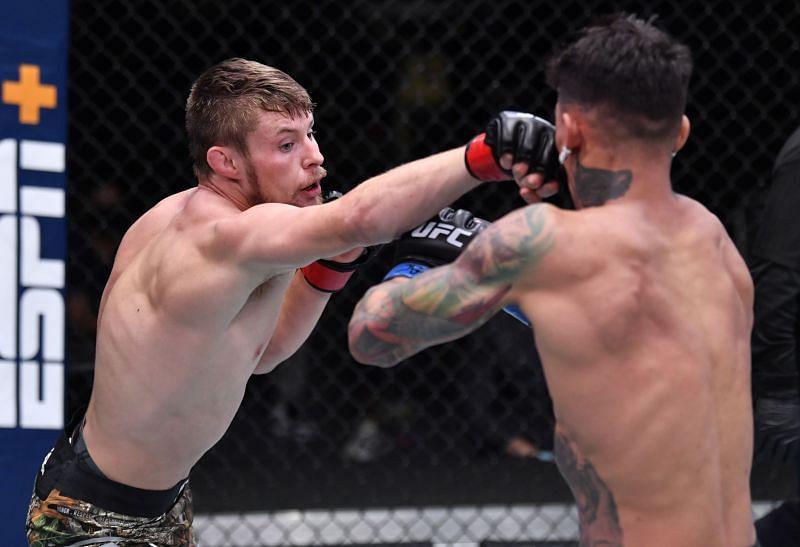 UFC Fight Night: Mitchell v Fili