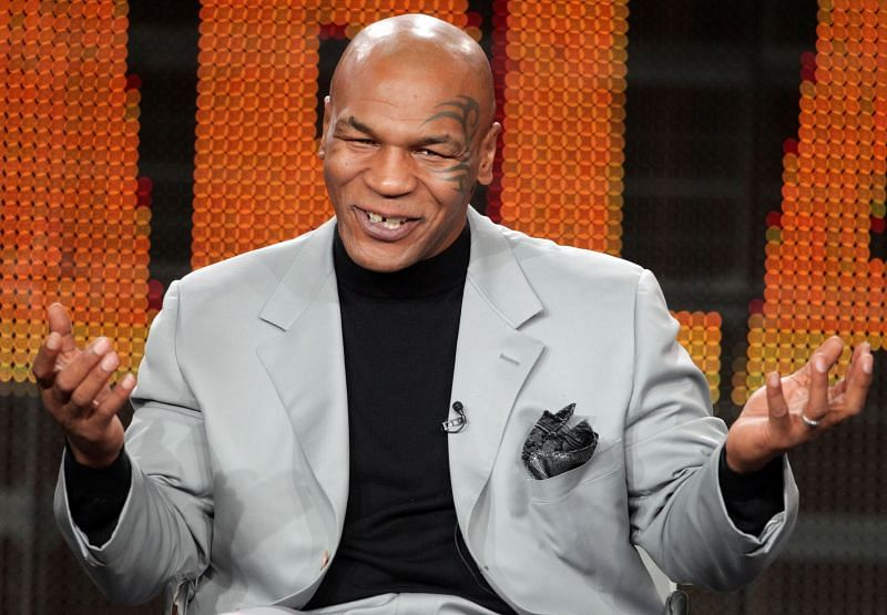 Mike Tyson explaining this is not a tough man's sport