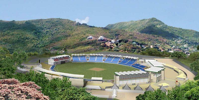 Daren Sammy Cricket Stadium will host the St Lucia T10 Blast 2021 (Image Courtesy: West Indies Cricket)
