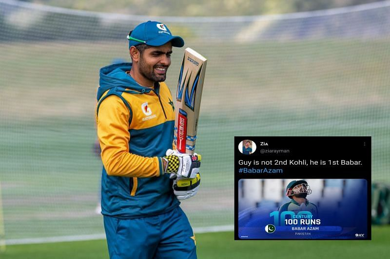 Babar Azam won Man of the Match for his 122 in 3rd T20I vs South Africa.