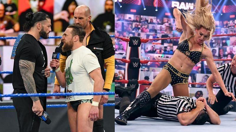 इस हफ्ते Raw और SmackDown की हाइलाइट्स