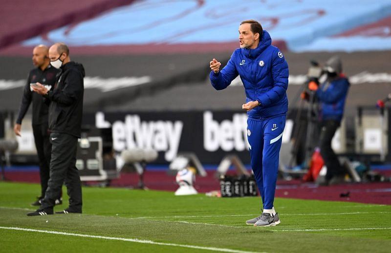 Thomas Tuchel is aiming to reach a second successive Champions League final