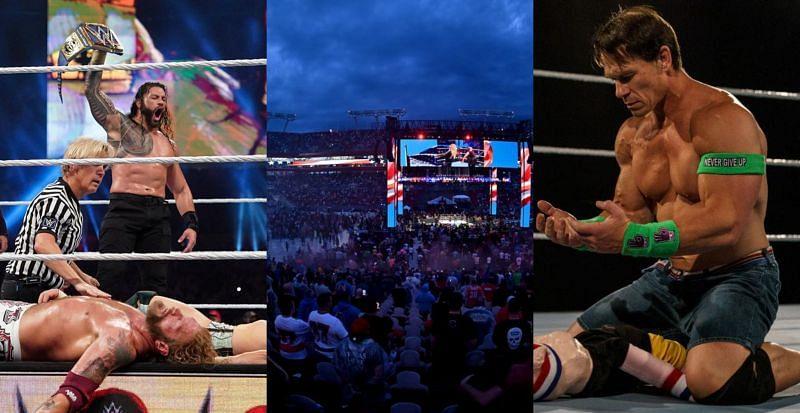 WWE WrestleMania 37 काफी ज्यादा ऐतिहासिक रहा