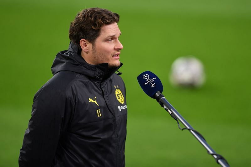 Borussia Dortmund coach Edin Terzic is aiming to take his side into the final of the DFB-Pokal