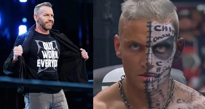 Christian Cage; Darby Allin