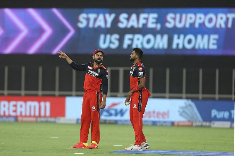 Mohammed Siraj bowled a brilliant final over to Pant and Hetmyer