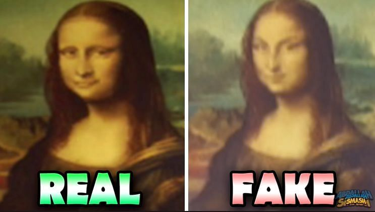 Mona Lisa, Smile or Smirk? {Image via AbdallahSmash026 on Youtube}