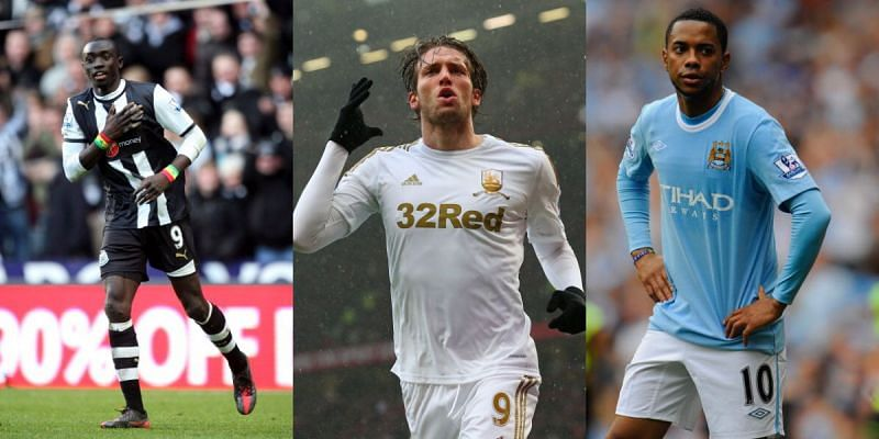 Michu took the Premier League by storm at Manchester City