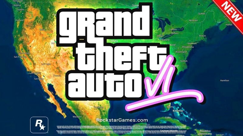 Project Americas is supposedly the codename for GTA 6 (Image via JeffTutorials, YouTube)