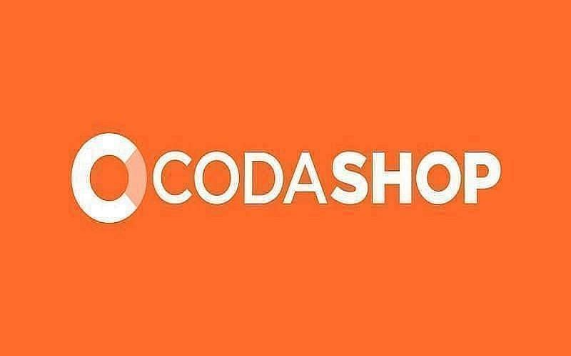 Coda shop (Image Credit: Codashop.com)