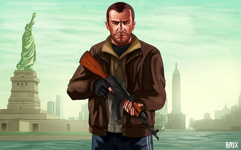 Niko Bellic has access to some additional combat moves that other protagonists cannot perform (Image via BRIX)