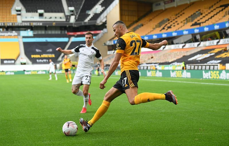 Wolves came away as 1-0 winners in the reverse fixture