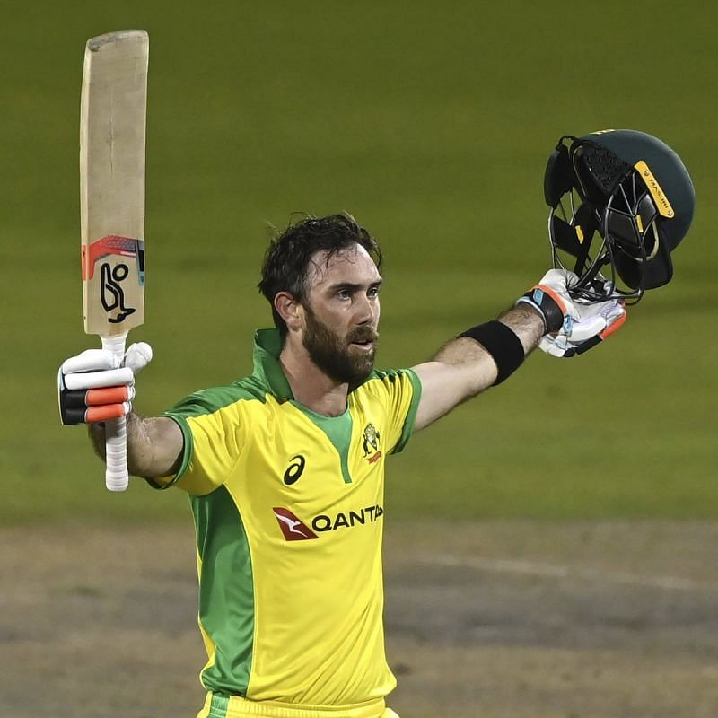Glenn Maxwell has been one the most vocal cricketers about mental health struggles