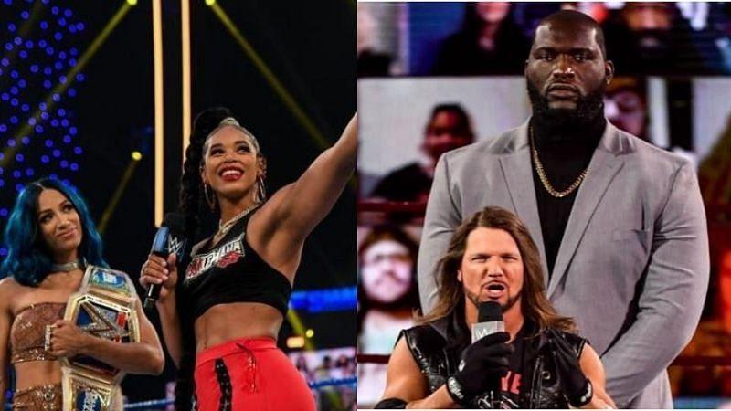 WWE सुपरस्टार्स जो अपना Wrestlemania डेब्यू करने वाले हैं