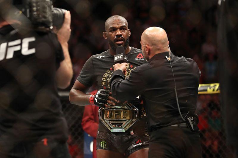 UFC 239 Jones v Santos