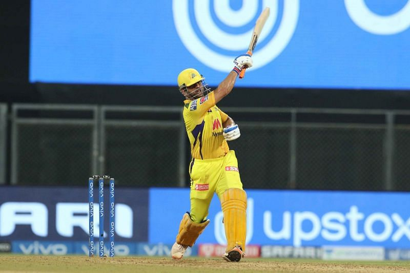 MS Dhoni needs a few balls to get his eye in