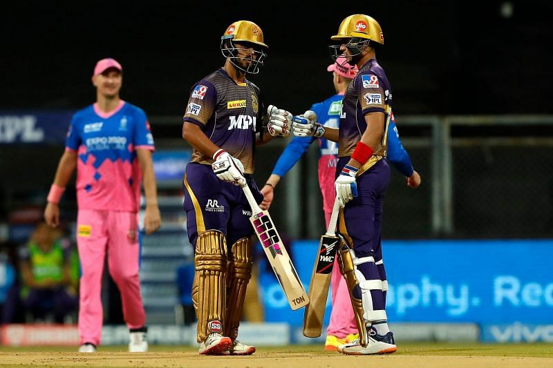 KKR scored just 25 runs in the powerplay overs [P/C: iplt20.com]