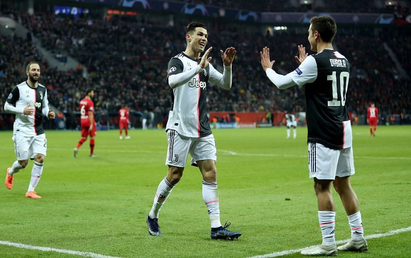 Both Cristiano Ronaldo and Paulo Dybala could leave Juventus in the summer.