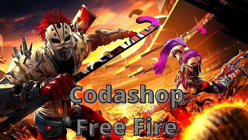 Codashop से डायमंड्स टॉप-अप
