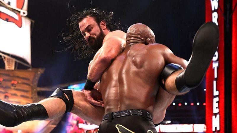 WWE WrestleMania 37 के पहले दिन अच्छा कर सकती थी