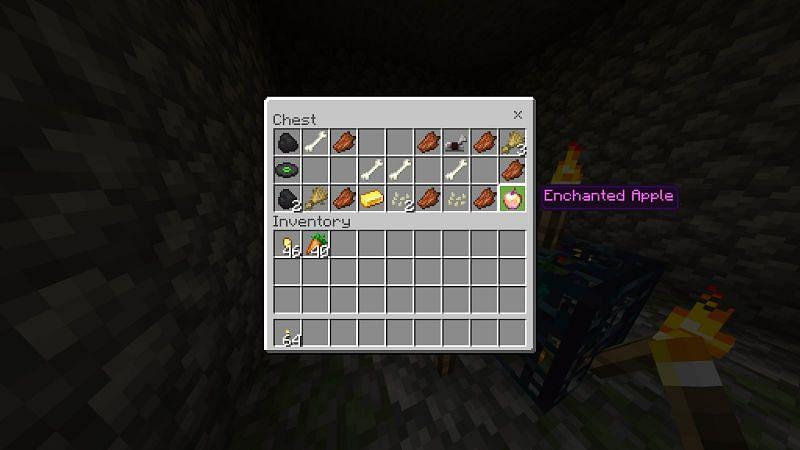 Dungeons in Minecraft