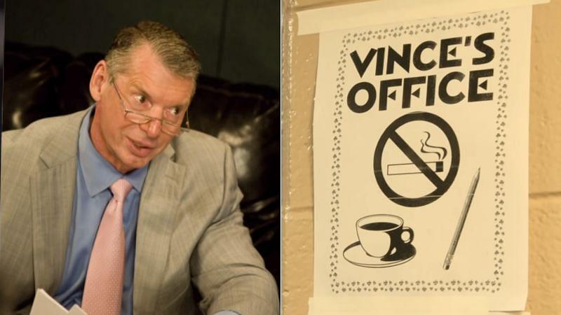Vince McMahon played a joke on Sin Cara backstage