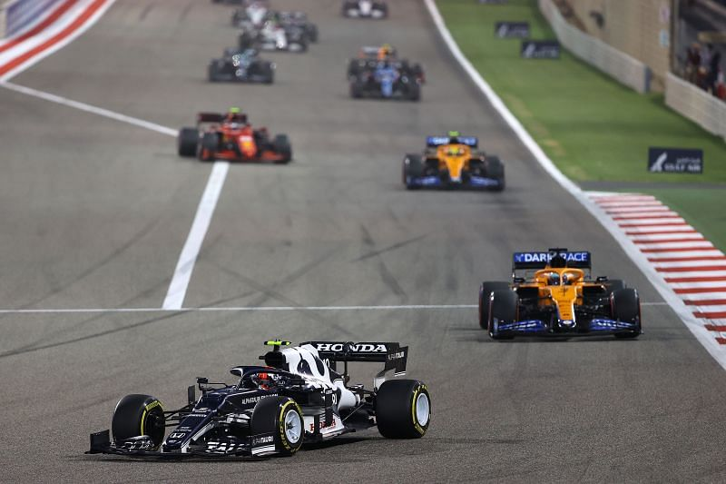 McLaren made a solid start to their season in Bahrain. Photo: Brynn Lennon/Getty Images.
