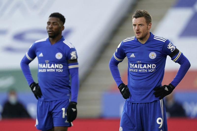 Leicester City play Southampton on Sunday