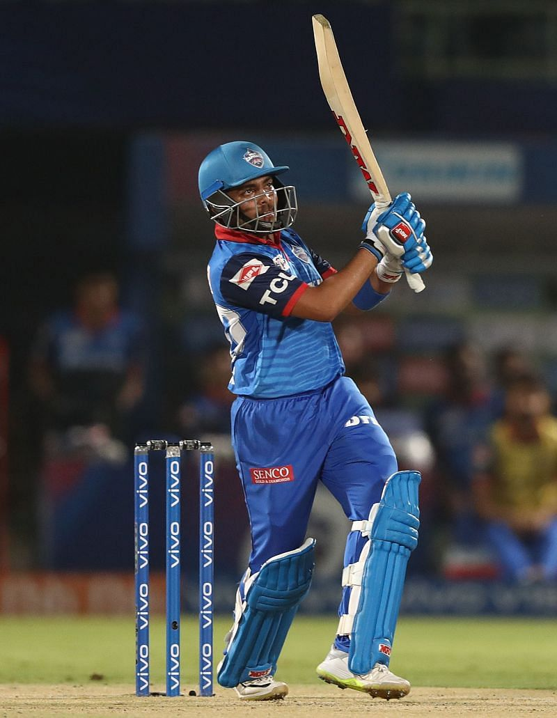 Prithvi Shaw has shown glimpses of his brilliance but is yet to bring out his best in the IPL.