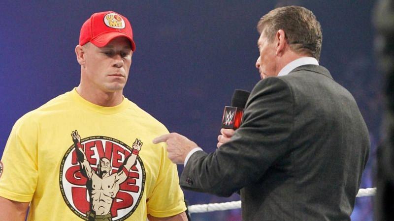 John Cena is a 16-time WWE World Champion