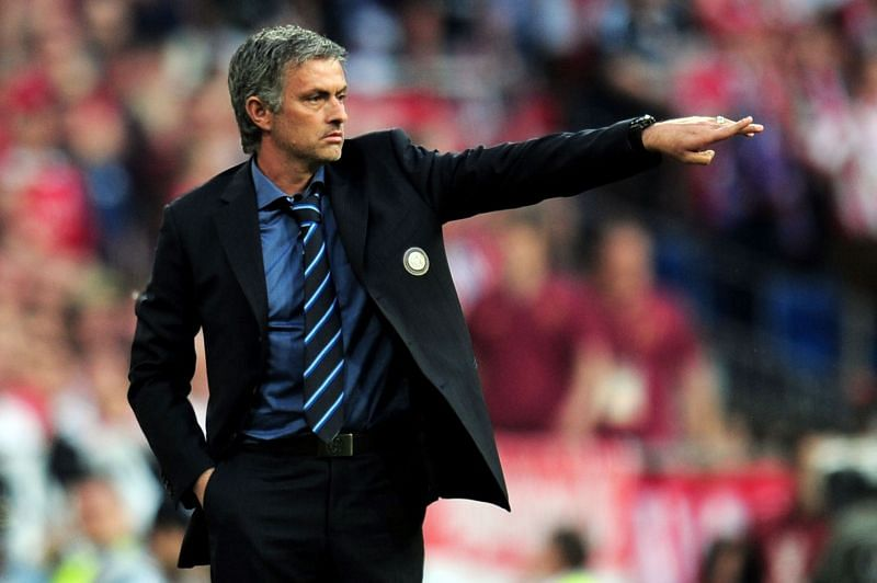 Jose Mourinho achieved great success with Internazionale.